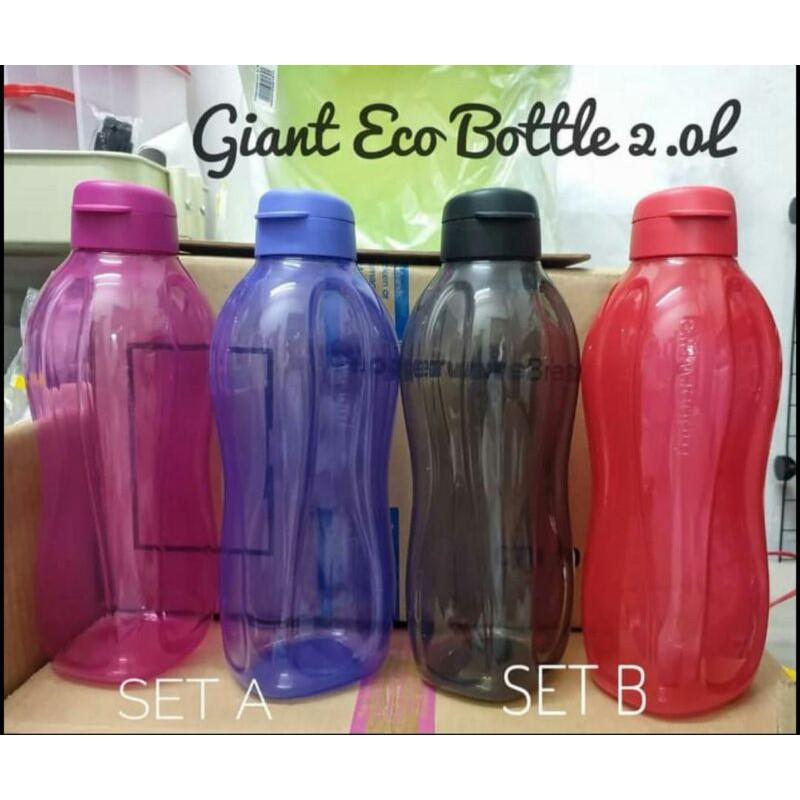 Tupperware Giant Eco Bottle 2.0 litre