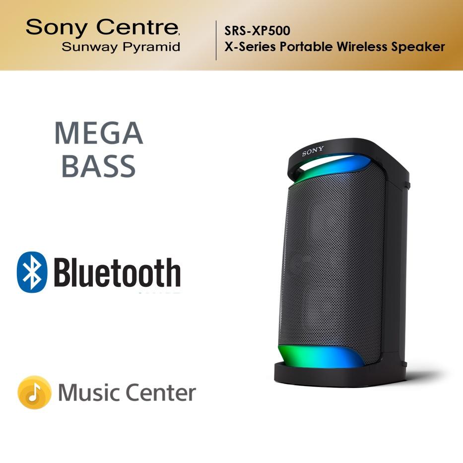 SONY XP500 X-Series SRS-XP500 Portable Wireless Speaker