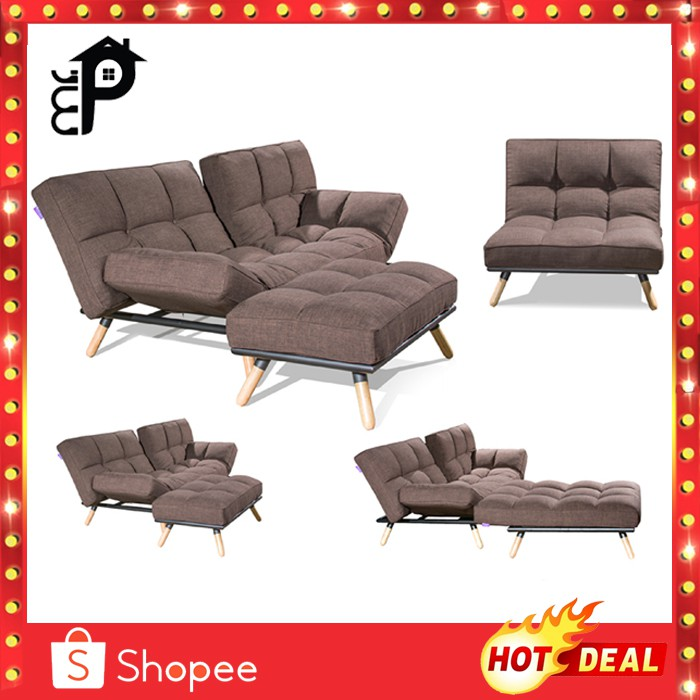 Wondrous Mrp899 Quality Bristol Sofabed Sofa Bed 5 Portable Gear Grey Brown Creativecarmelina Interior Chair Design Creativecarmelinacom