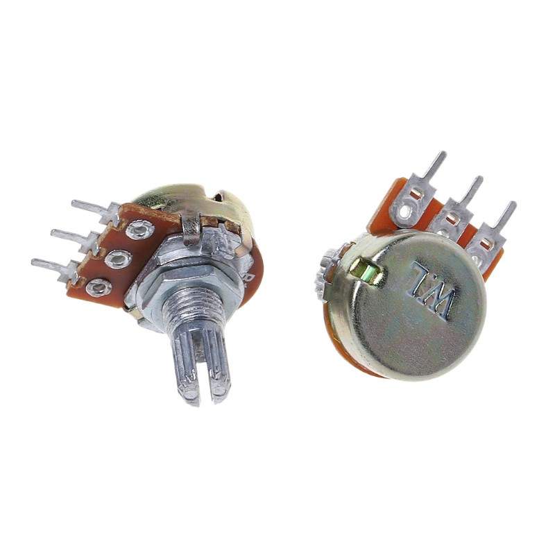 POTENTIOMETERS ELECTRONIC COMPONENTS ASSORTMENT PACK OF 20