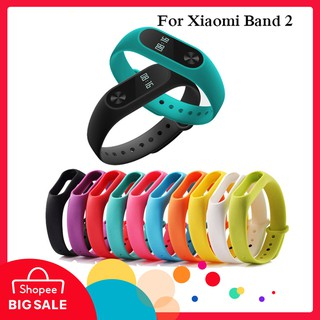 Smart Wristband Silicone Strap for Xiaomi Band 4 3 | Shopee Malaysia
