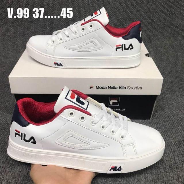 รองเท้า FILA มาใหม่ ใช้โค้ดลดอี