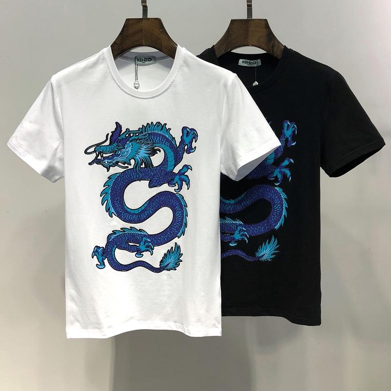 4fa27d66d53c ProductImage. ProductImage. Kenzo Paris Women Men Blouse Tops T Shirts  Summer Cotton Tshirt