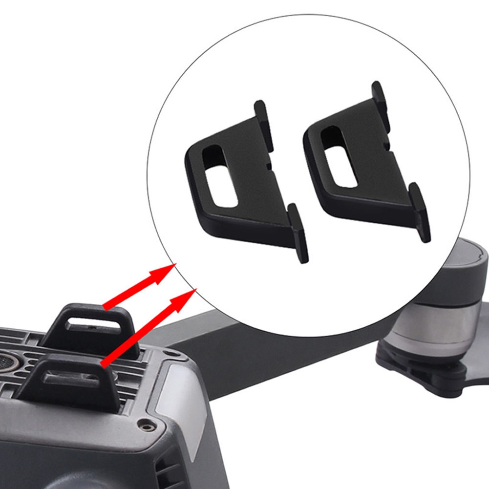 Mini Wear Resistant Protective Drone Parts Scratch-proof Spare Replacement Landing Gear Rear Foot Mat For DJI MAVIC PRO