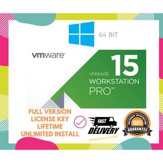 🔥HOT🔥 VMWare Worstation Pro 15 | Official [License Original]
