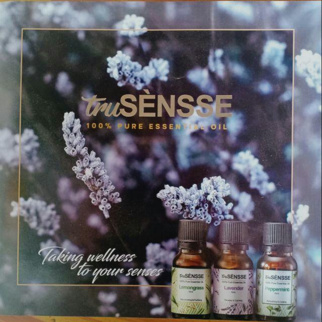 tru Sensse Essential oil (Tupperware