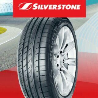 Silverstone Atlantis V7 tyre tayar tire 17 inch | Shopee