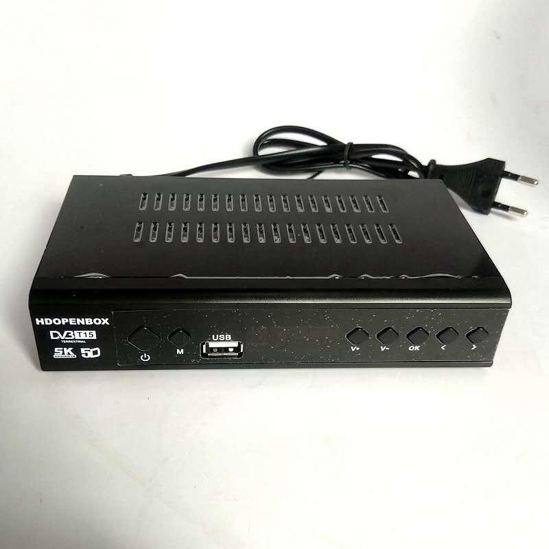 HD TV Digital FTA HDTV DVB-T2 Terrestrial Receiver T2 TV BOX
