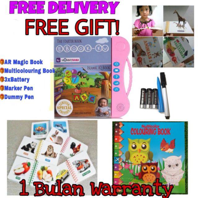 💯 Original HQ (Ready Stok / Pos Out Everyday) Ebook Islamic Mommy Hana
