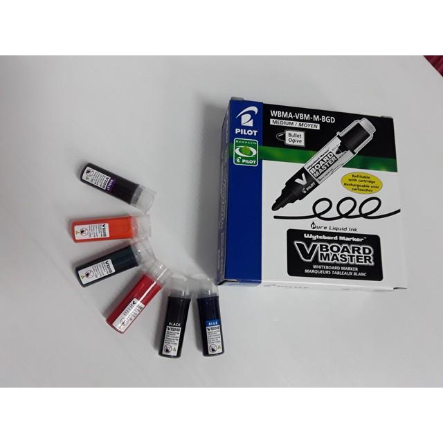 Pilot V Board Master Ink Cartridge (1pc)