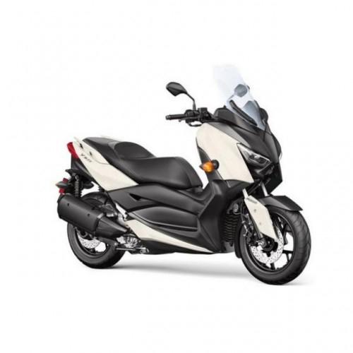 YAMAHA XMAX 250 (White)-MOTORCYCLE