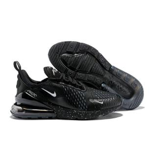 Off White x Nike Air Max 270 White Black Men's Running Shoes