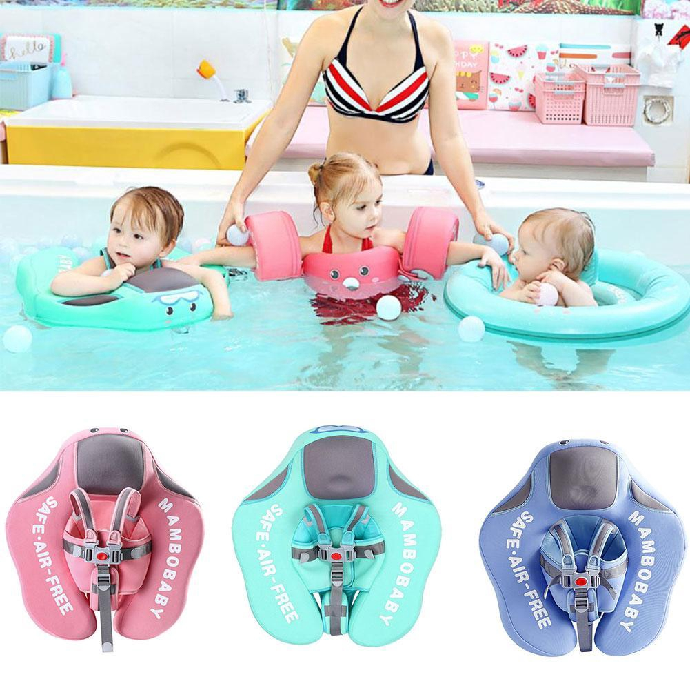 Baby Infant Waist Float Swim Ring Non-inflatable Floats Pool Toys Swim  Trainer | Shopee Malaysia