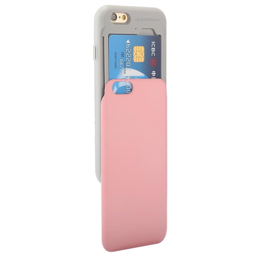 Mercury Goospery For Iphone 6 Plus 6s Tpu Pc Sky Slide 7 Bumper Case Gold Protectiv Shopee Malaysia