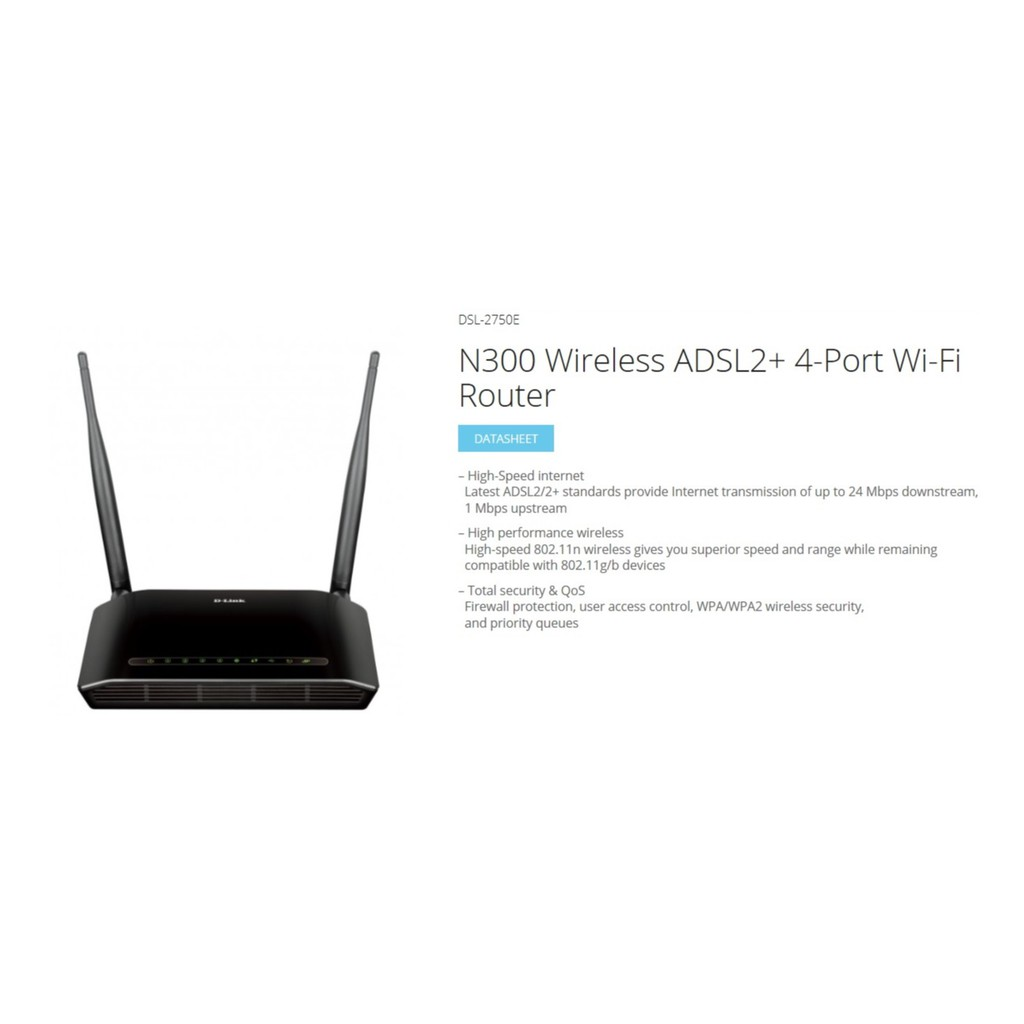 By Photo Congress || Prolink Adsl2+ Wireless Router Qos