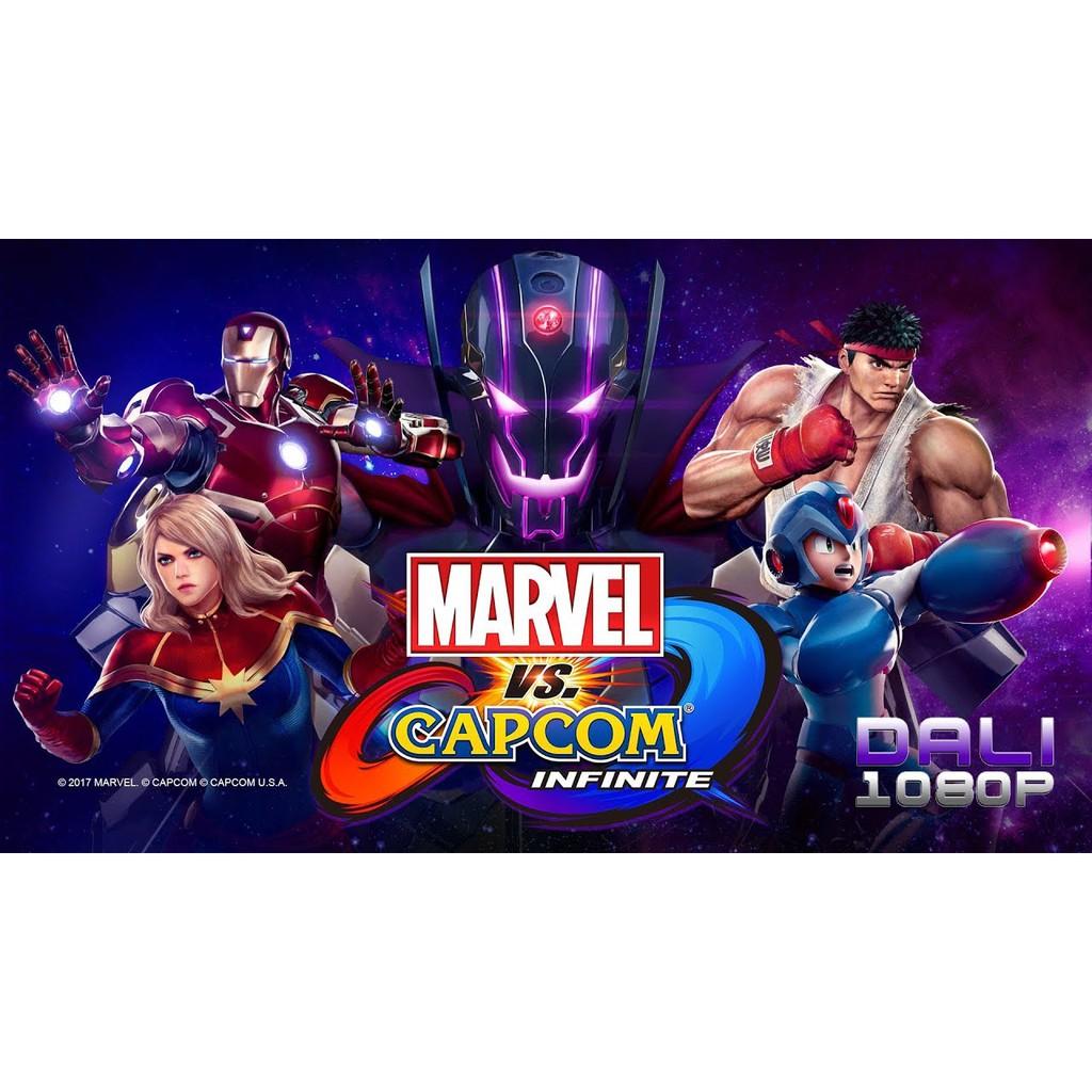 Marvel Vs  Capcom: Infinite Deluxe Edition - PC OFFLINE Game [Digital  Download]