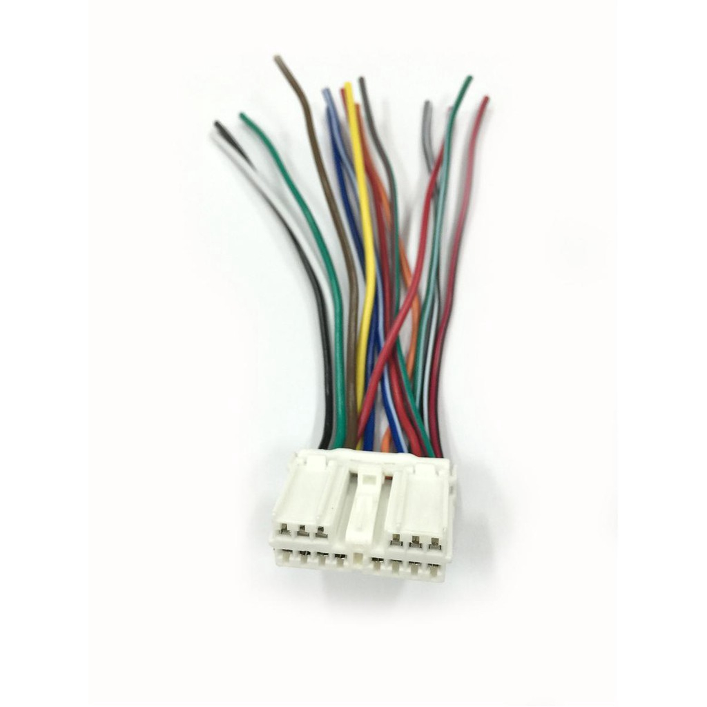 Proton Wira Power Window Main Single Switch Socket Connecter