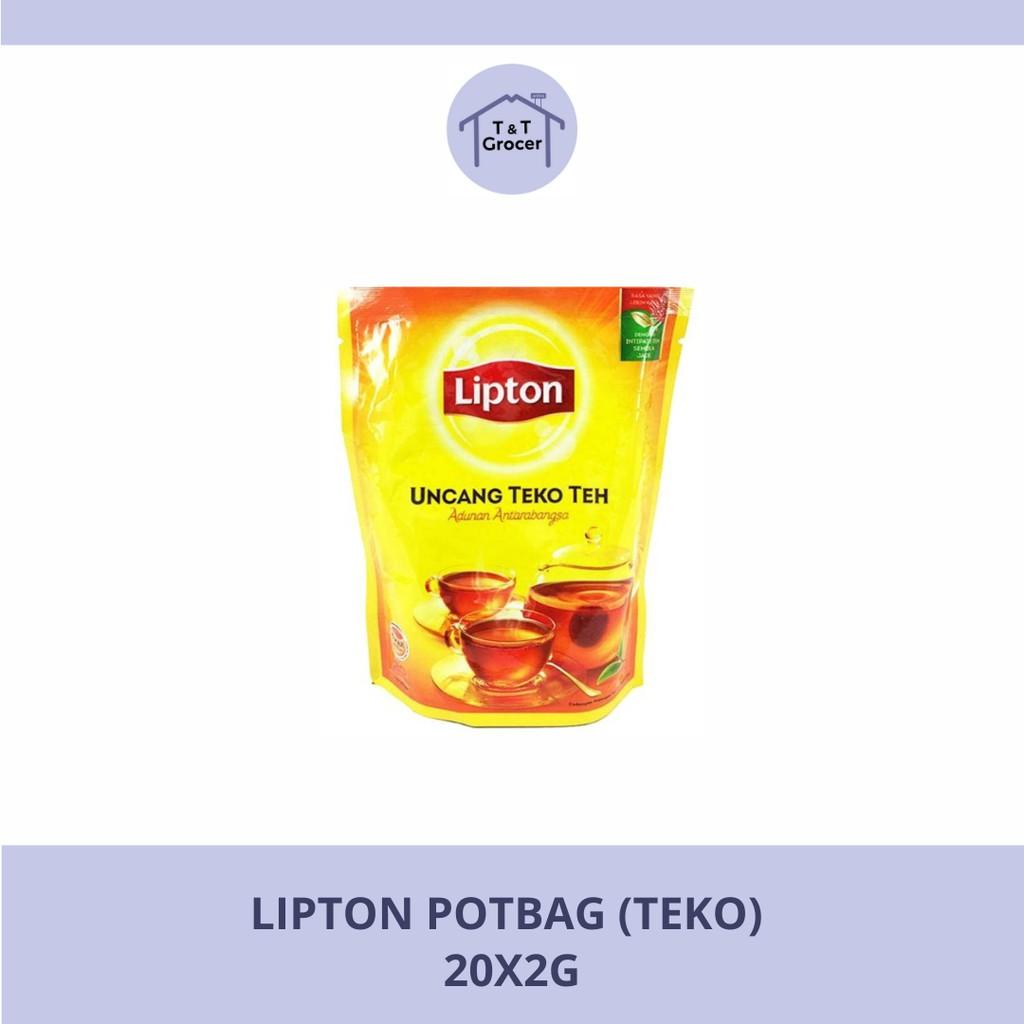 Lipton Teko Potbag 2g
