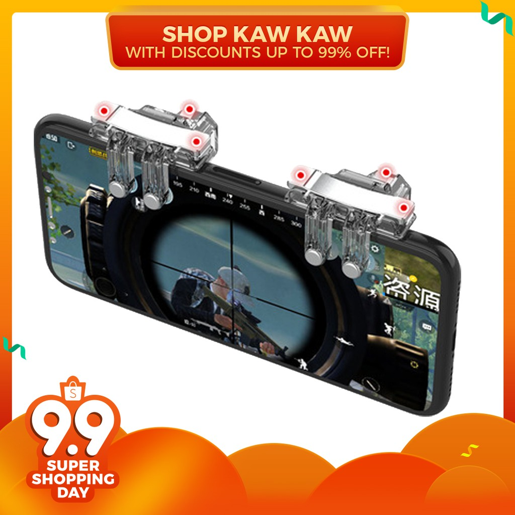 Pubg L1 R1 Sharp Shooter Mobile Joystick Version 3 Shopee Malaysia Rule Of Survival Versi