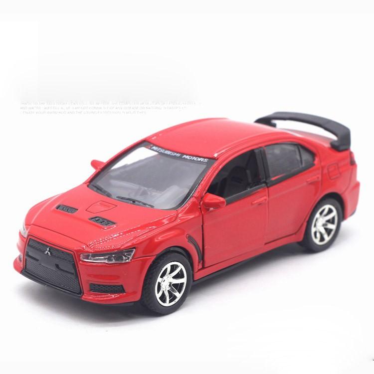 1/32 Toyota Celica , Mitsubishi Sport Car Diecast Alloy