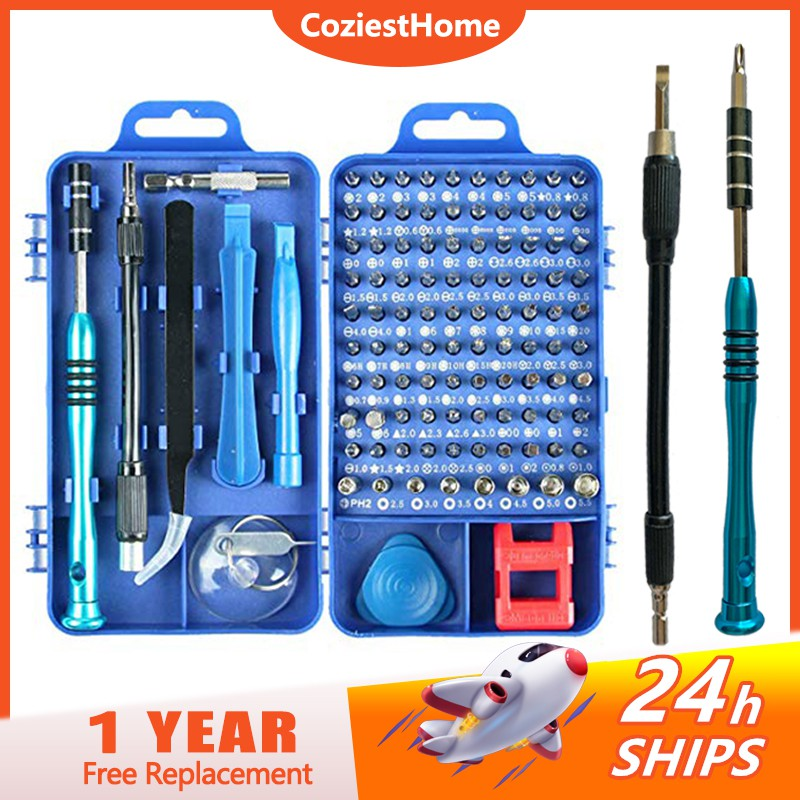 Computer LAOA 22 in 1 Professional Precision Screwdriver Set Magnetic Driver Kit for Repairing Laptop,iPhone iPad Cellphone PC