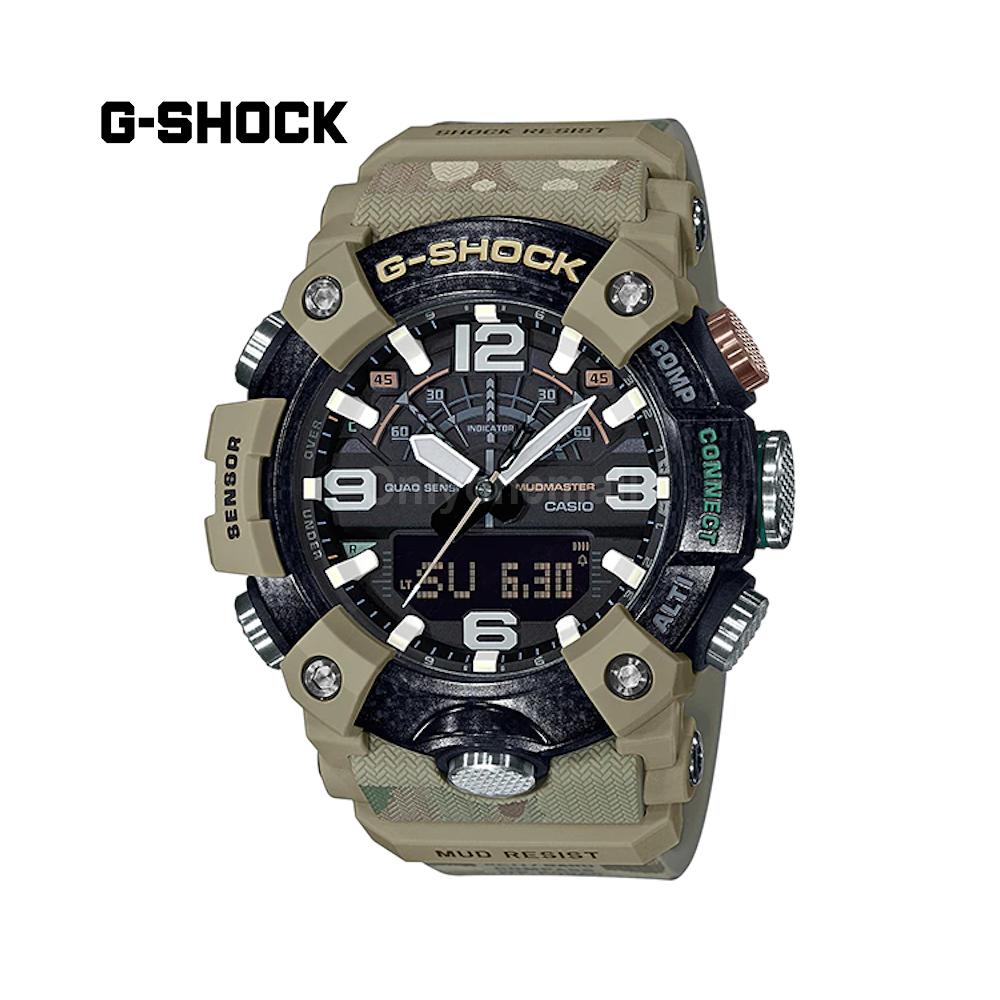 Casio G-Shock GG-B100BA-1A Limited Edition British Army X Mudmaster