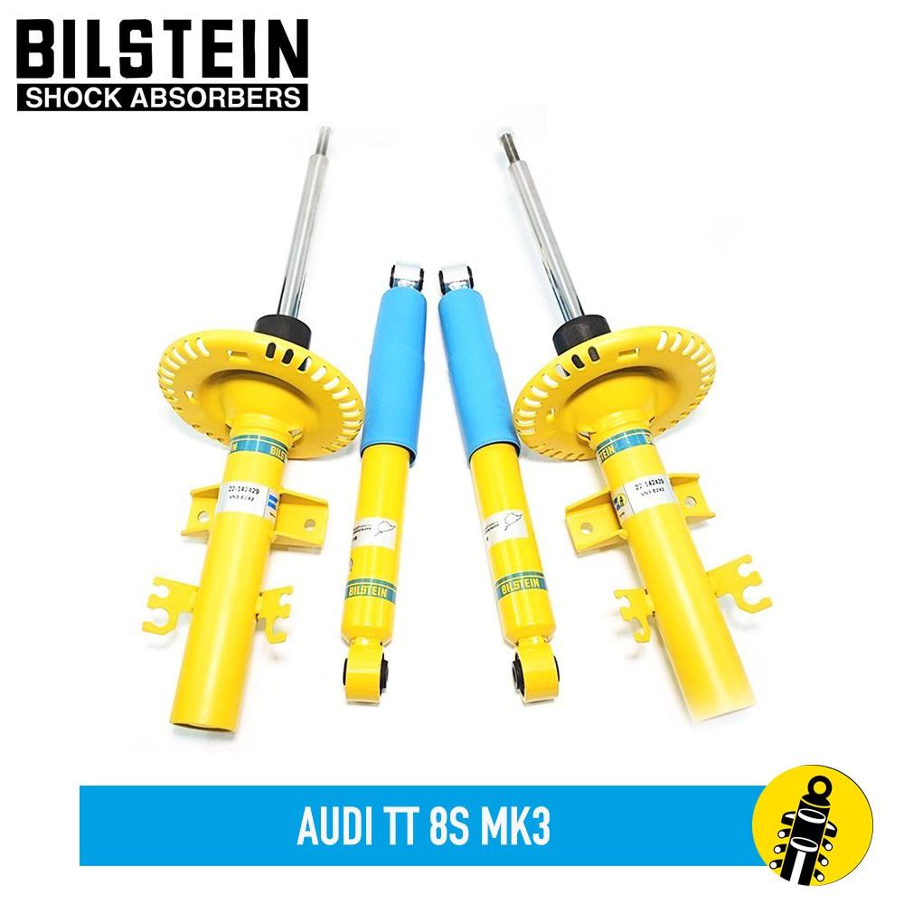 BILLSTEIN AUDI TT 8S MK3 B6/B8 SHOCKS ABSORBER