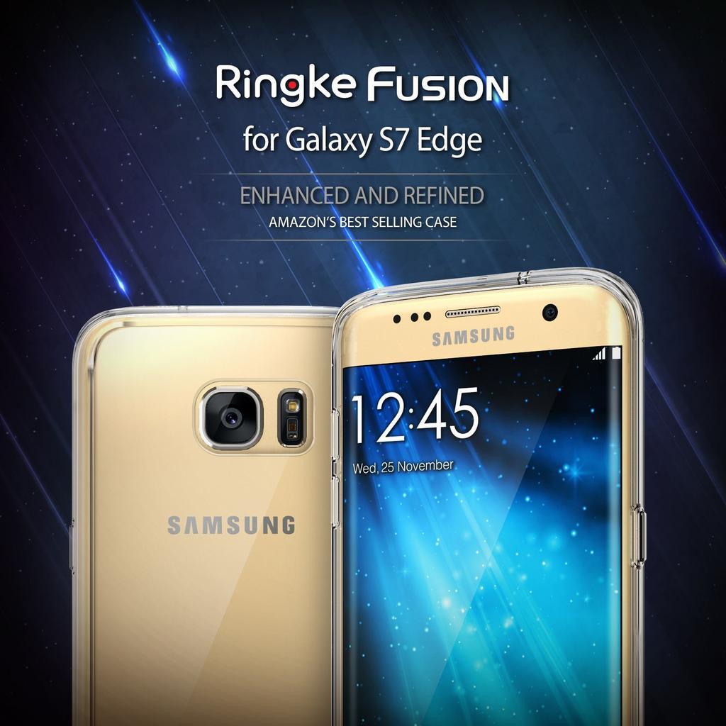 Rearth Ringke Fusion Case For Samsung Galaxy Note 8 Smoke Black Iphone 7 Edge Shopee Malaysia