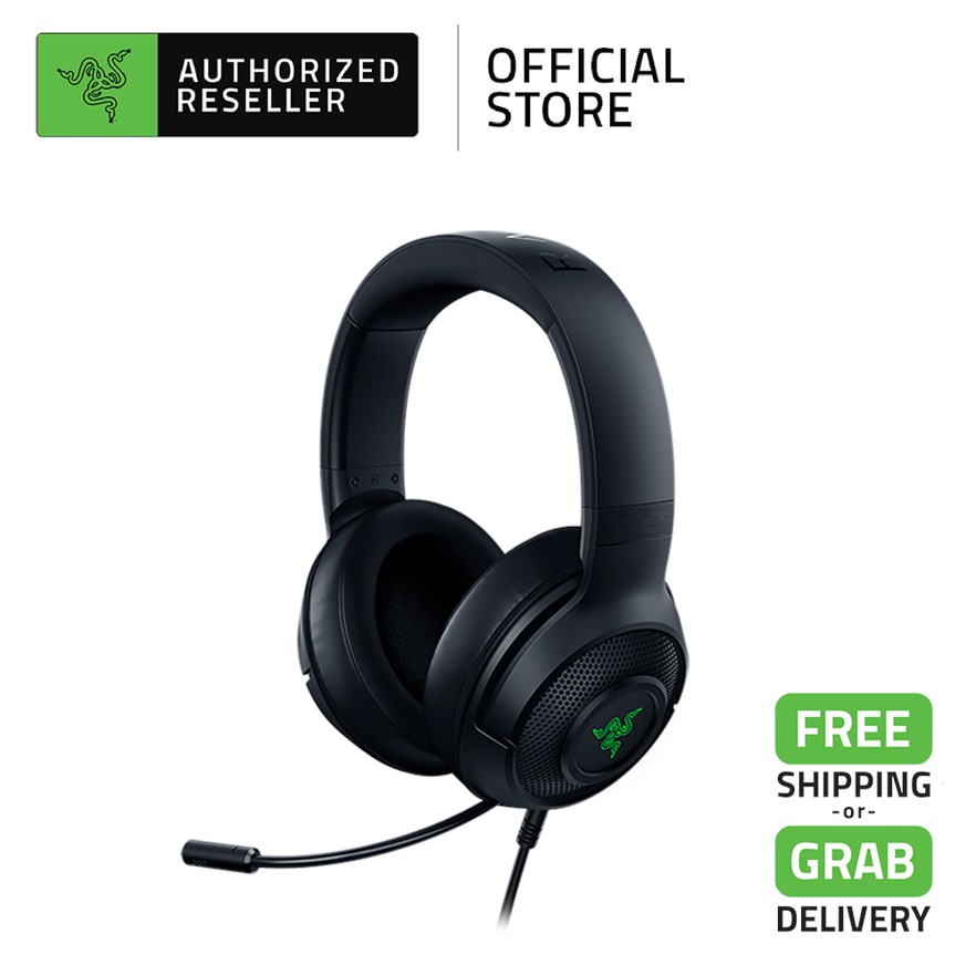 Razer Kraken V3 X - Wired USB Gaming Headset