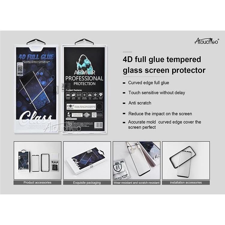 Huawei Y9 2019 Y7 Pro Smooth Gaming Full Glue Matte Anti blue