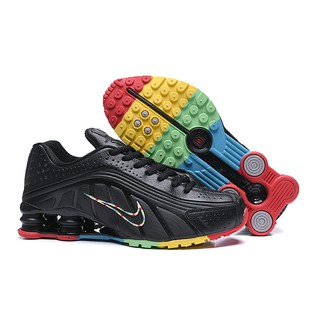 various styles new york authorized site 2019 original new NIKE SHOX R4 sports and leisure men's shoes code 40-45