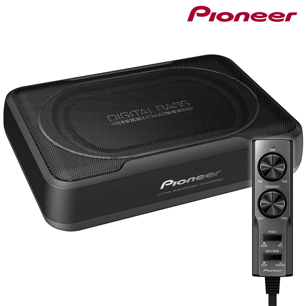 Pioneer TS-WX120A 150 W Powerful Amplified Subwoofer System