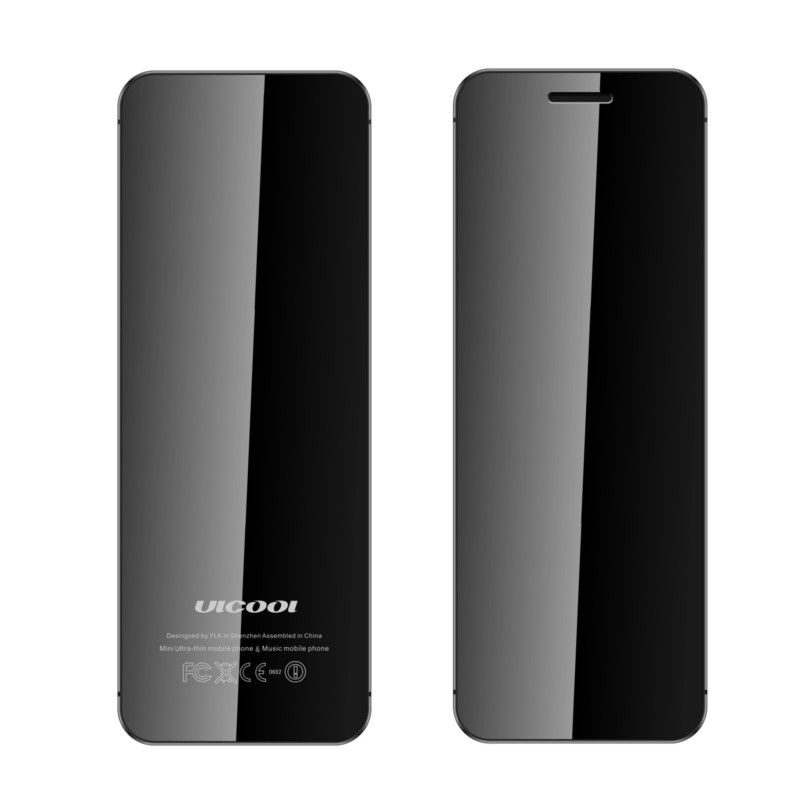 1d05626327230b ProductImage. ProductImage. FM Dual SIM Metal Body Anti Lost Bluetooth  Dialer Mini Card Phone