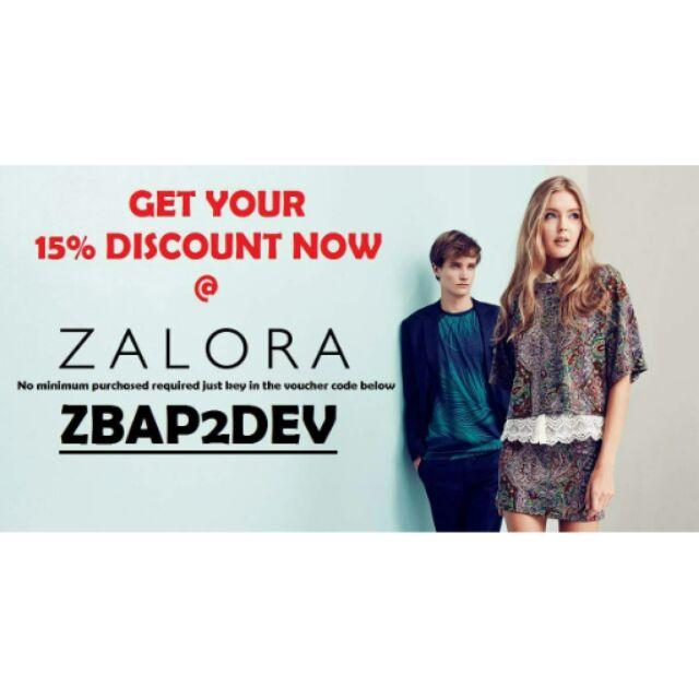 Zalora Voucher Code Shopee Malaysia