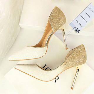 a9f1ddce8c Women Fetish 9cm High Heels Female Bridal Footwear Stiletto Heels ...