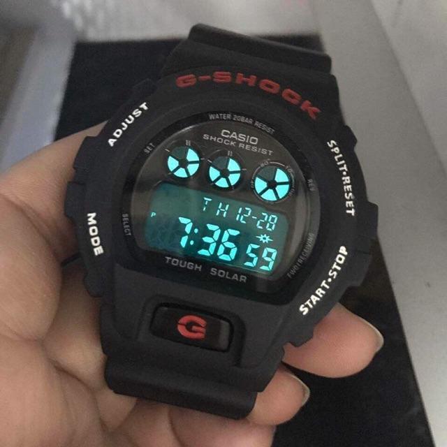 G STYLE SHOCK DW-6900 Vampire Green Watch Jam Tangan G Style Shock ... dd8050a7d4