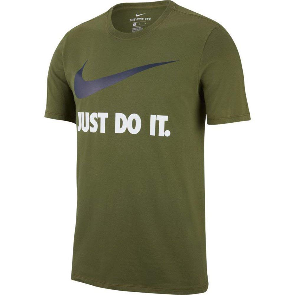 NIKE Army Just Do It T Shirt