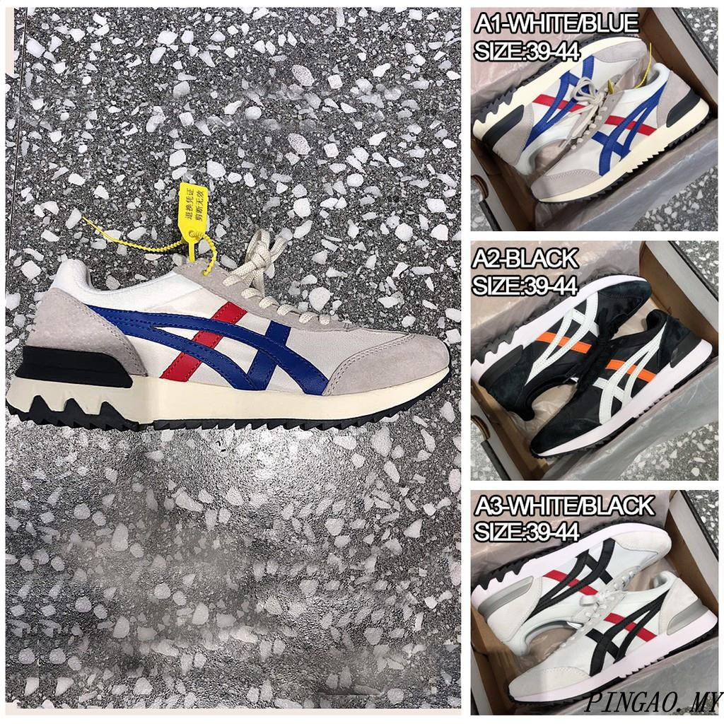 detailed look ad0bb f4f1b 2018 new collection onitsuka tiger man running shoes casual shoes