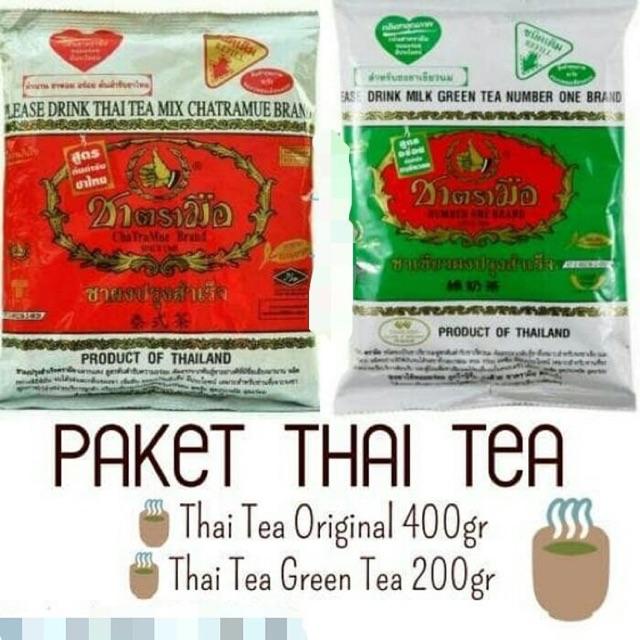 Thai Mixed Coffee Number One Brand / Cha Tramue Brand 1KG | Shopee Malaysia