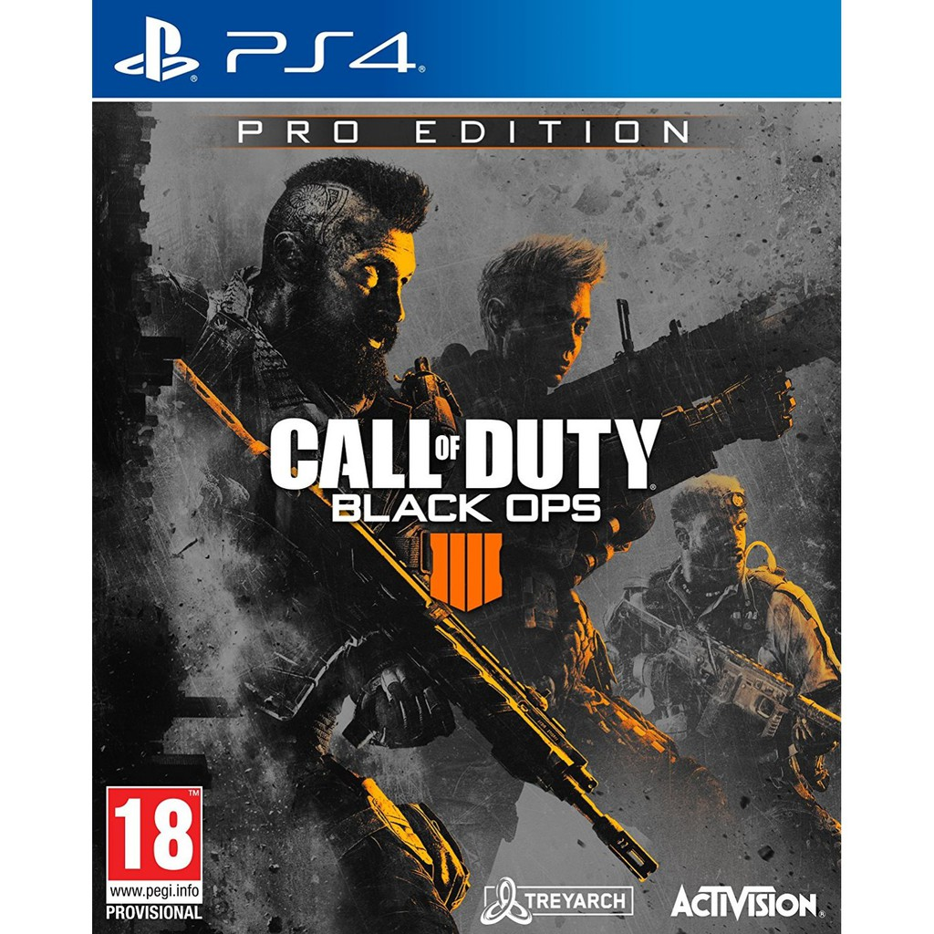 [NEW DISC NOT USED] PS4 Call of Duty Black Ops 4 COD WWII Ghost Advanced  Warfare