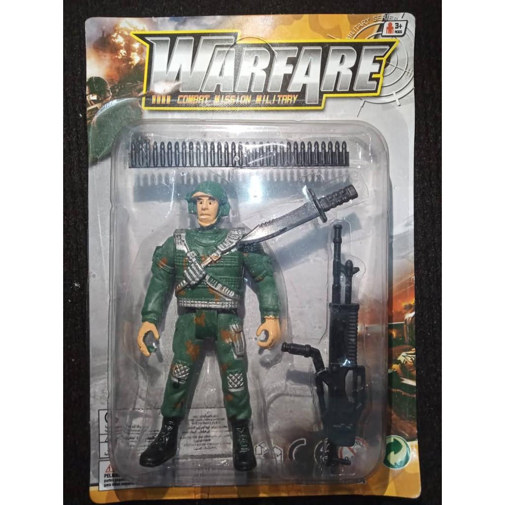 Military Warfare Toy Game Fun with kits