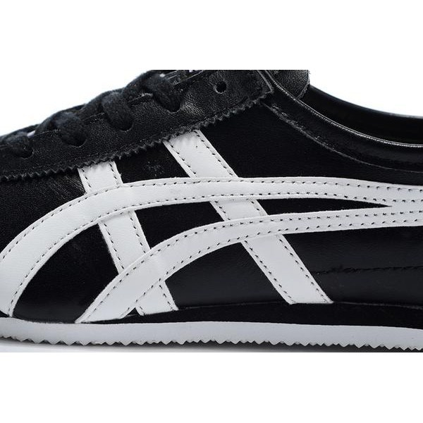 sports shoes e5a7e fa0de Original Onitsuka Tiger Mexico 66 Black/White