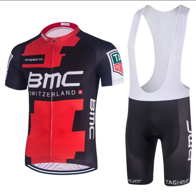 7b61d100a HOT! Cycling jersey + bib short
