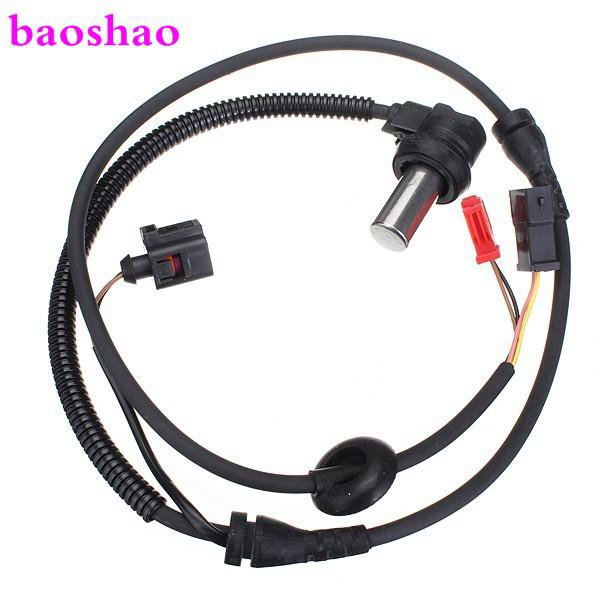 2019 NEW Ma Front ABS Wheel Left Right Sensor For VW Audi