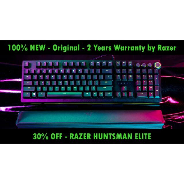 0c3d497c766 Razer Huntsman Elite Gaming Keyboard | Shopee Malaysia