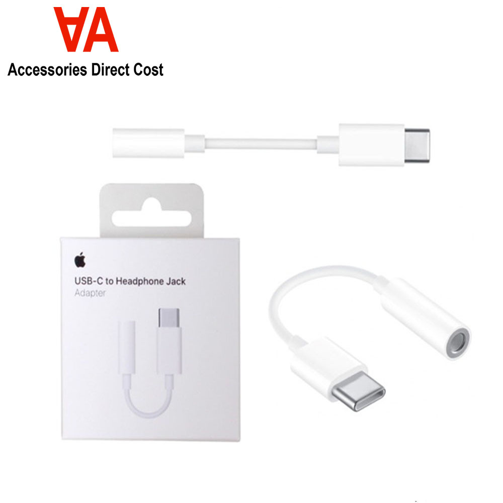 Earphone Converter USB 3.1 AUX Jack Cable Cord Type-C To 3.5mm Audio Adapter