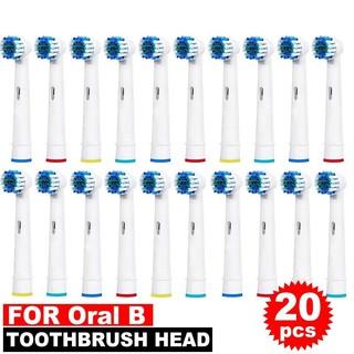 Oral-B Replacement Electric Toothbrush Brush Head EB20 EB25 EB50 EB18 EB17  EB417
