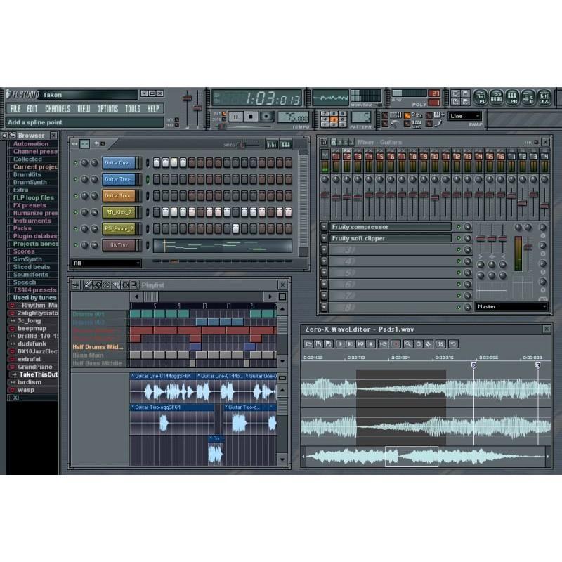 FL Studio Producer Edition V20 Full Version (Unlimited Install)