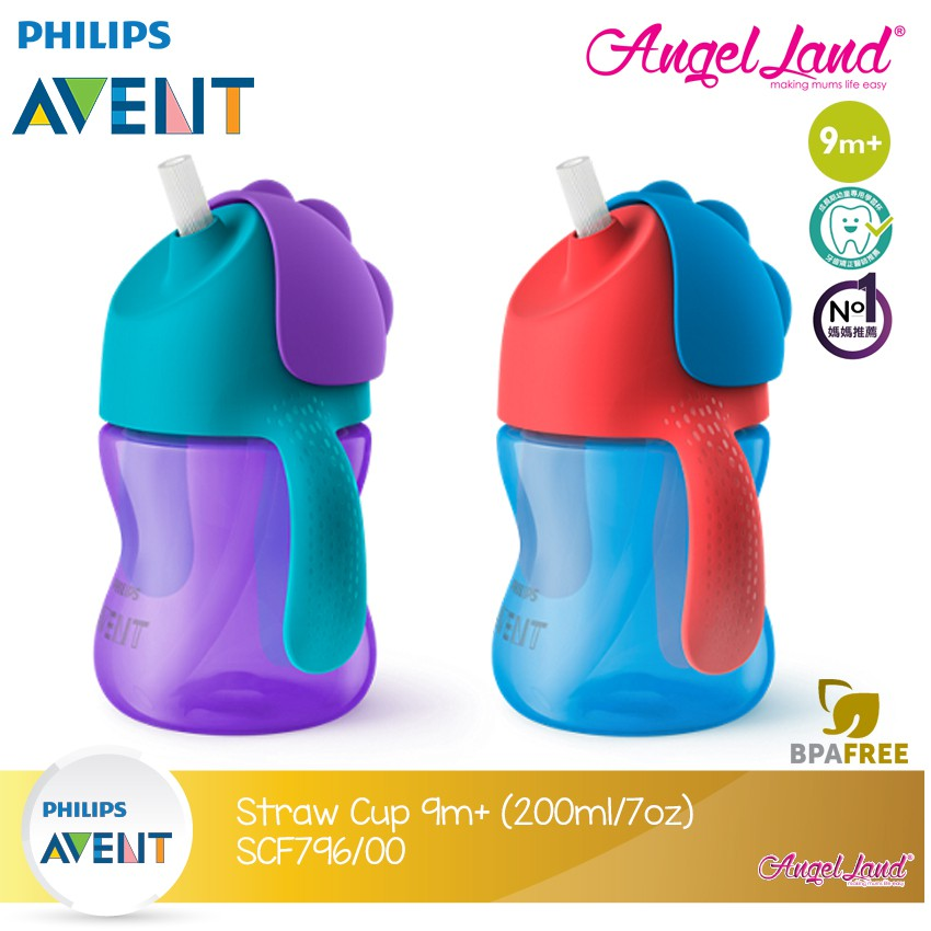 Philips Avent Teat Natural 2.0 Variable Flow 3 Months+ SCF655/23 | Shopee Malaysia