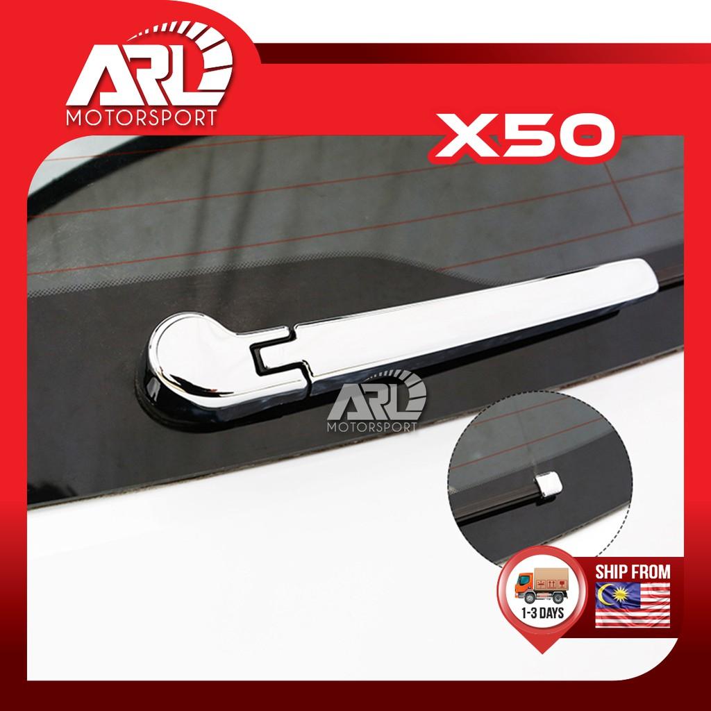 Proton X50 2020 2021 Rear Wiper Chrome Lining Protection Car Auto Acccessories ARL Motorsport